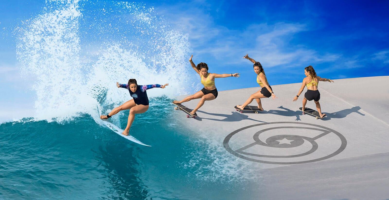 critical surf turns simulating johanne defay